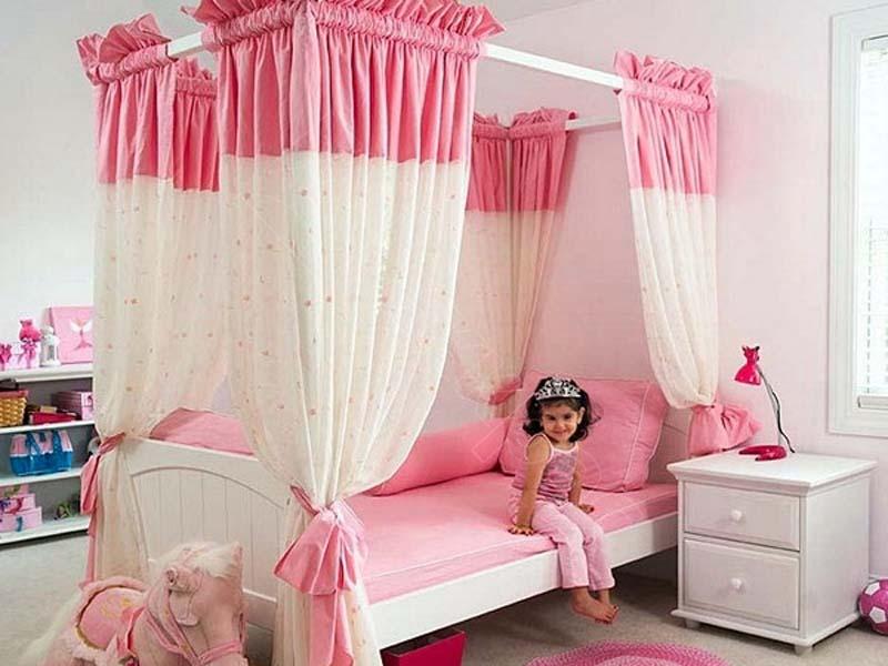 Детская спальня своими руками фото